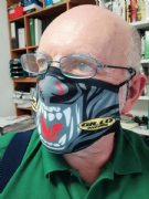 Gillo Wolf Face Covering